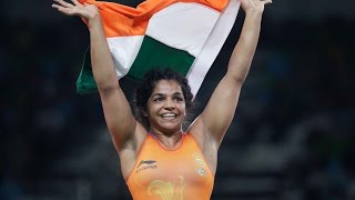 Sakshi Malik- Big Dreams, Big Destiny?