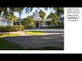 411 LYCHEE ROAD, NOKOMIS, FL Presented by BRANDY COFFEY.