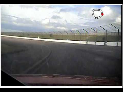 Rusty Wallace Racing Experience UK - Rockingham Motor Speedway