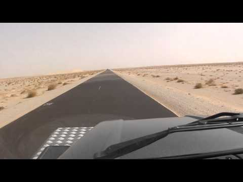 De Nouadhibou a Nouakchott na Mauritania