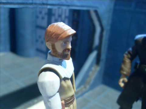 star wars stop motion action