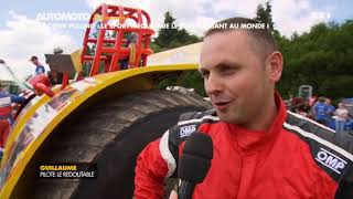 Reportage Auto Moto Tracteur Pulling Bernay 2018
