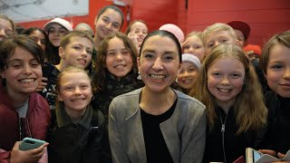 Child Rights Hero Rachel Lloyd World's Children's Prize