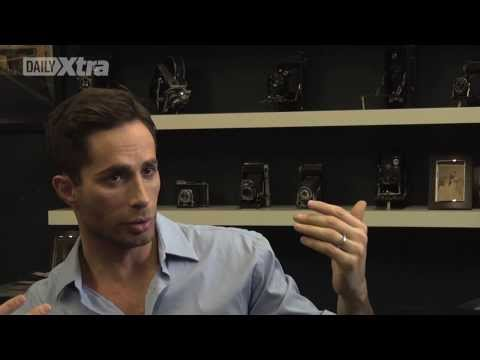 Johnny Weir Gets Blasted By Gay Porn Star Michael Lucas video