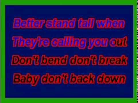 Bon Jovi - It's My Life(karaoke)best Version.mpg video