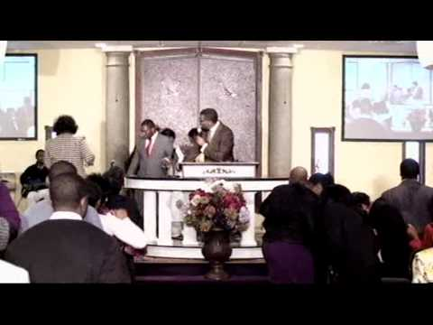 Citadel Of Deliverance COGIC Worship and Praise Break 1/20/13