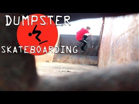 Skating Inside A Dumpster | DDS Season 2 Ep. 8