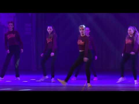 2018.06.21 Закрытие сезона - Dance Hall Juniors. Pasadena dance school