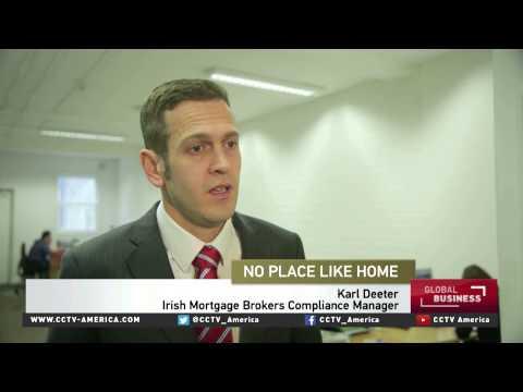 Irish homeowners struggle to pay EU interest rates