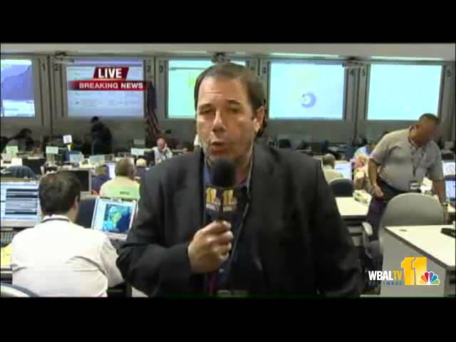 MEMA Spokesman Talks Irene Response   YouTube