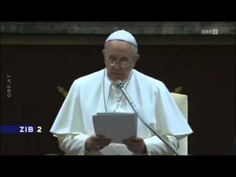Papst Warnt Vor