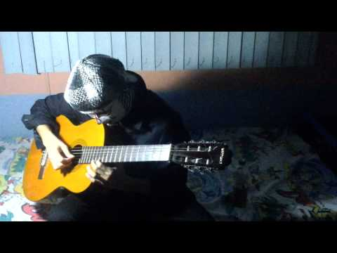 Saigo No Iiwake  Ikaw Pa Rin On Classical Guitar - Vega Guitara video