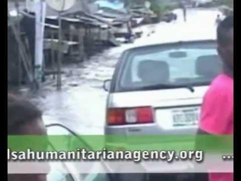 Bayelsa State, Nigeria Flood by Bayelsa Poverty Alleviation and  Humanitarian Society