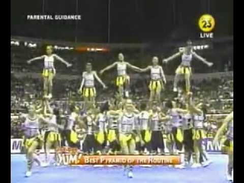 UAAP 2009 UST CheerDance