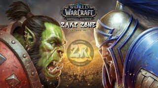 Road To 120 Battle For Azeroth #4 - World Of Warcraft