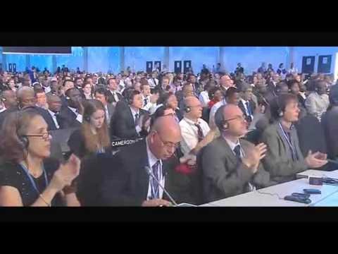 UN climate talks opens in Peru
