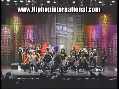 2008 USA & WORLD HIP HOP DANCE CHAMPIONSHIP (HHI)