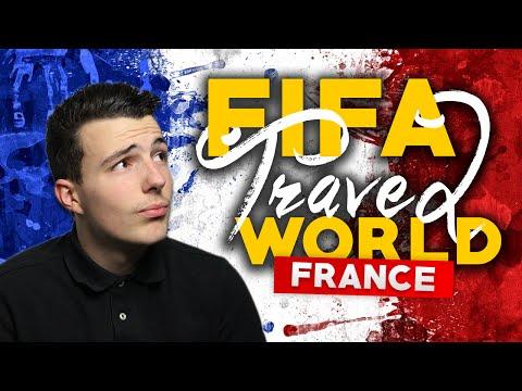 FIFA TRAVEL WORLD #1  FRANCE