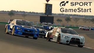 Vissza kettő, padlógáz!   Gran Turismo Sport Beta GameStart