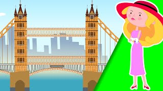 London Bridge is Falling Down | Nursery Rhyme