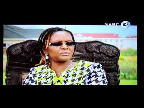 Grace Mugabe interview on 'People of the South'