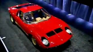 1971 Lamborghini Miura P400 SV at 2012 Scottsdale Auction