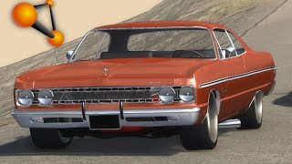 BeamNG.Drive Mod : Plymouth Fury III 1969 (Crash test)