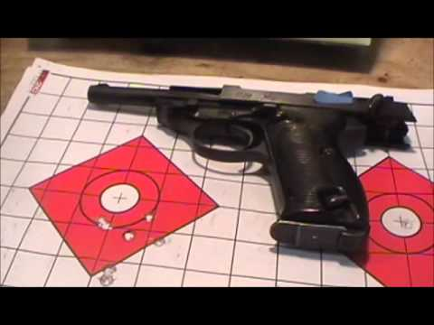 After Action Report Luger. P38. Ruger Mk. III