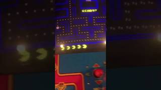 Konami code  in Ms pac Man and GALAGA at Graziano's Pizza