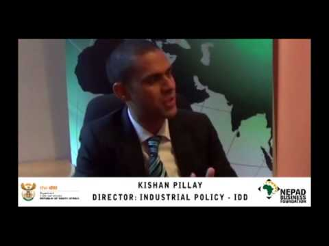 NBF Industrial Development in South Africa and Southern Africa Conference Kishan Pillay