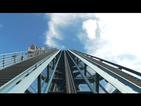 Griffon HD POV Front seat - Busch Gardens Europe VA