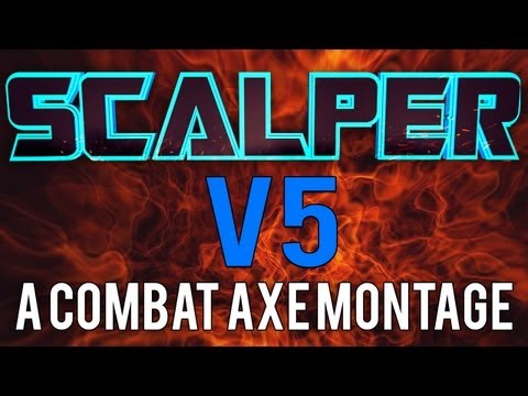 Black Ops 2 Combat Axe Montage | Scalper v5 | Vikkstar123 by TheWinterEdits