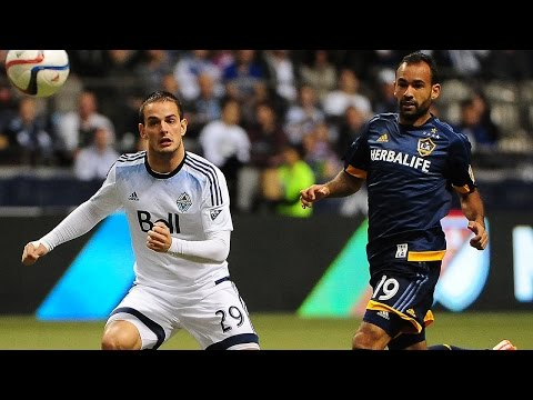 HIGHLIGHTS: Vancouver Whitecaps vs. LA Galaxy | April 4, 2015