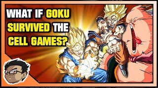 What if Goku Survived the Cell Games?
