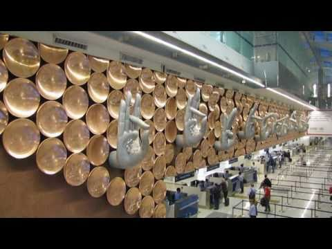 Delhi Indira Gandhi International Airport (IGIA) - VIDP/DEL, INDIA