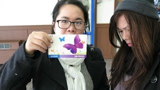 Opening a Korean Bank Account | Sinchon South Korea