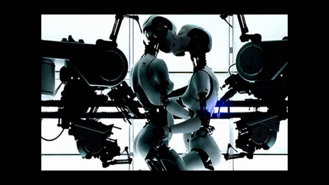 Роботы занимаются сэксом 9 фотография