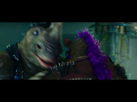 "TMNT: Out of the Shadows | Clip: ""Initiating Mutation"" 