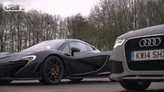 Chris Harris on Cars - Living with the McLaren P1