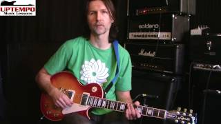 Separate Ways Guitar Solo Lesson - Journey