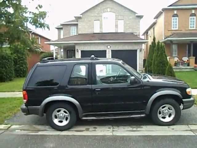 2000 Ford Explorer Sport Startup Exhaust & In Depth Tour
