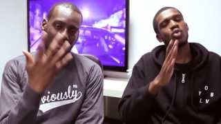 Link Up TV:Hardest Bars S4.Ep14 [G FrSH, Krept, Rae, Swift, Wholagun]