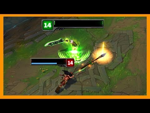 Perfect 200 IQ Moments - League of Legends