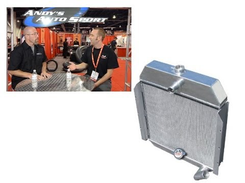 Andy's Auto Sport Interviews Champion Cooling Systems