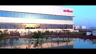 Oerlikon Inauguration Video by Media Designs