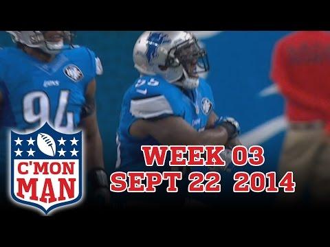 ESPN C'MON MAN! Week 03 - 09-22-14