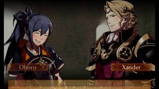 Xander & Oboro Full C-S Support Conversations