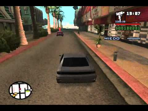 Gta San Andreas - Misión 77 - Key To Her Heart (PC)