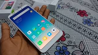 Redmi Note 5 gold colour Unboxing & First look