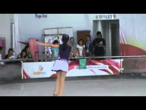 Chika At Skate Bandung 2011 video